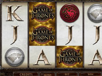 Game Of Thrones Slot at Roxy Palace